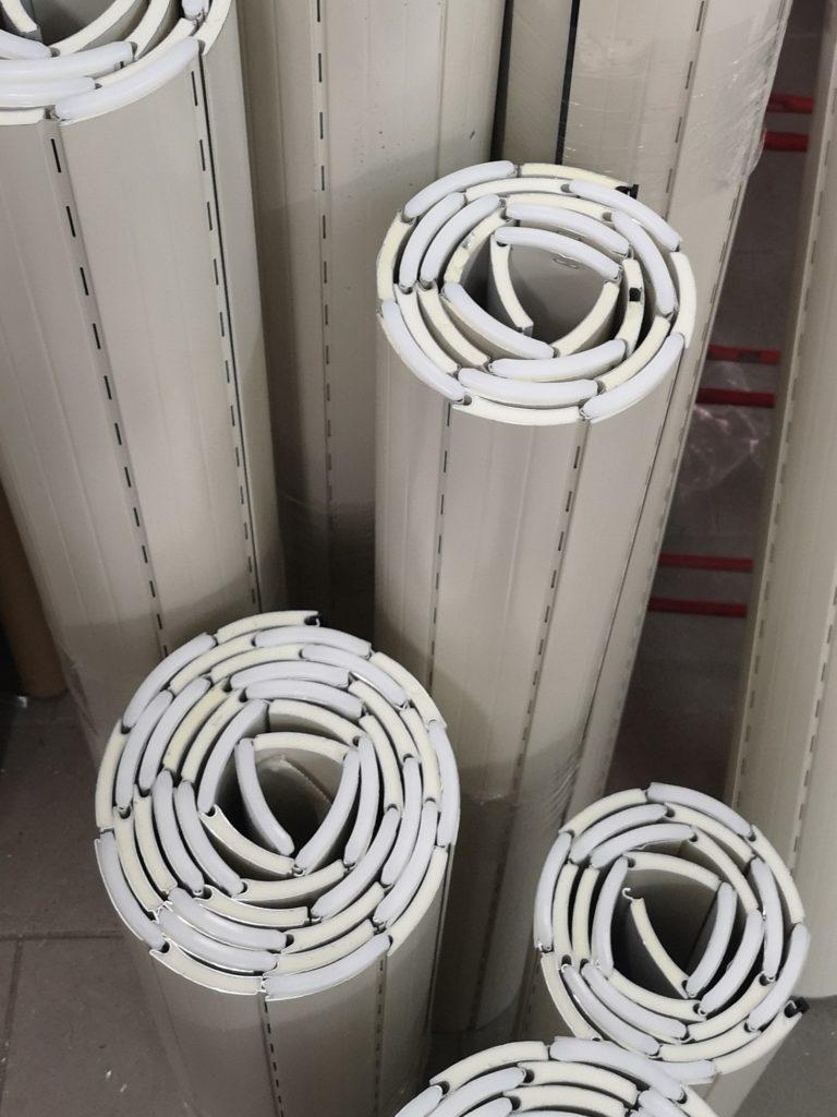 Confronto fra tapparelle in alluminio e in pvc