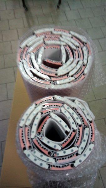 Tapparella duero PVC/Alluminio assemblata